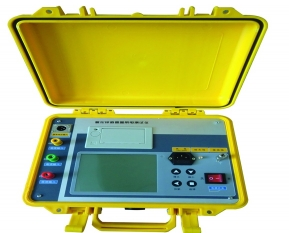 氧化锌避雷器三相带电测试仪